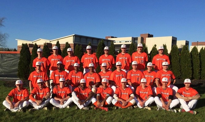 2017 NCC Spartans Baseball