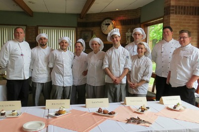 The culinary contestants