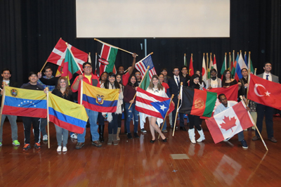 International Student Celebration
