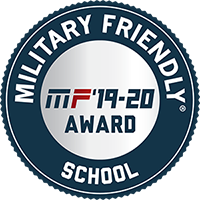 Military Friendly Award Emblem
