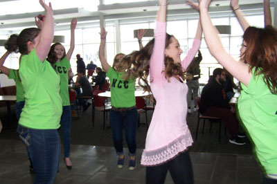 Earth Day Flash Mob