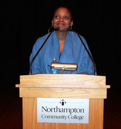 Tracy K. Smith at NCC