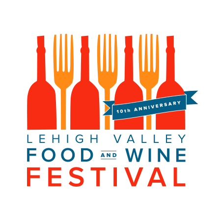 Lehigh Valley Food and Wine Festival 10th Anniversary